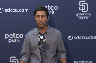 Preller, Conner wrap up Padres draft