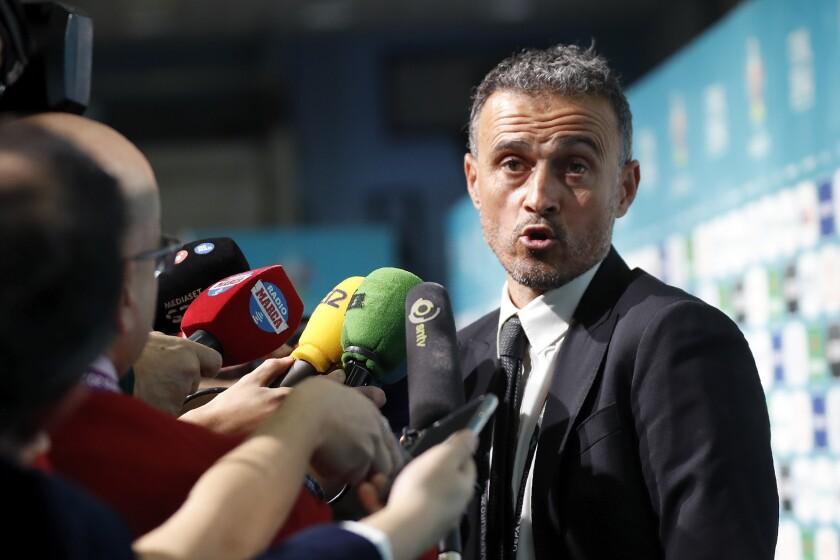 APphoto_Romania Euro 2020 Soccer Draw