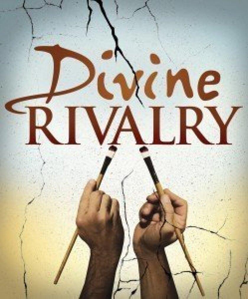 Cutline 1 -Divine Rivalry graphic