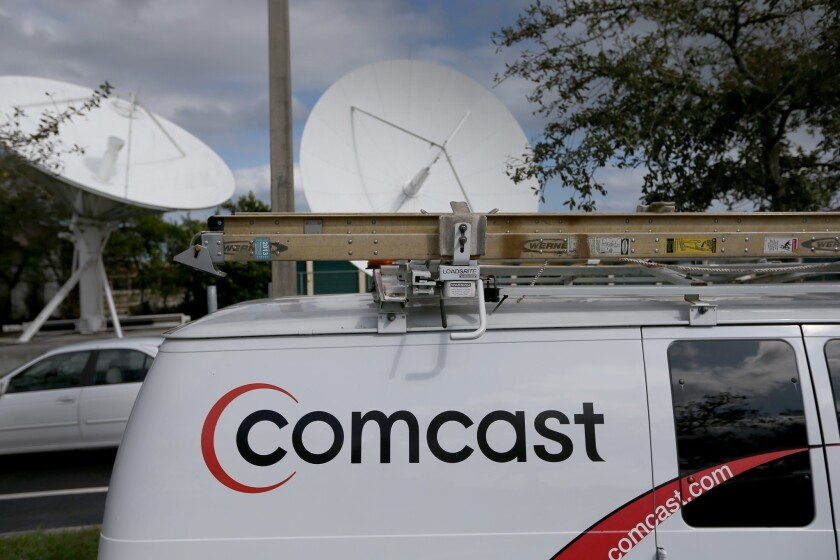 Comcast announced a $45-billion offer for Time Warner Cable on Thursday.