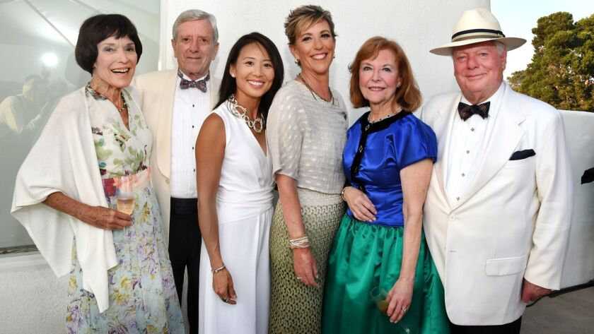 Ginny and Bob Black (musician sponsors), Haeyoung Tang (musician sponsor), Mary Ann Beyster (Amati s