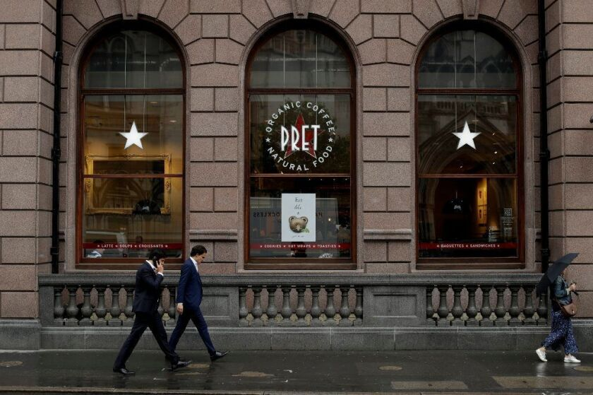 British restaurant chain Pret a Manger on Sunday, Oct. 7 says a second customer died after eating a sandwich containing an allergen that was not noted on the label.