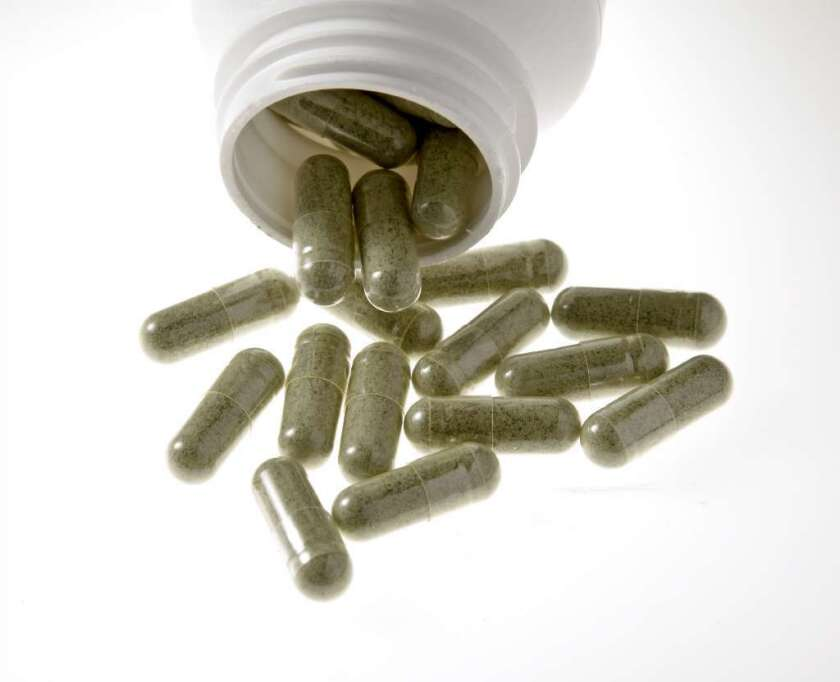 A new study found that two-thirds of dietary supplements recalled by the FDA for illegally containing prescription drugs still did so when sampled months after the recall.