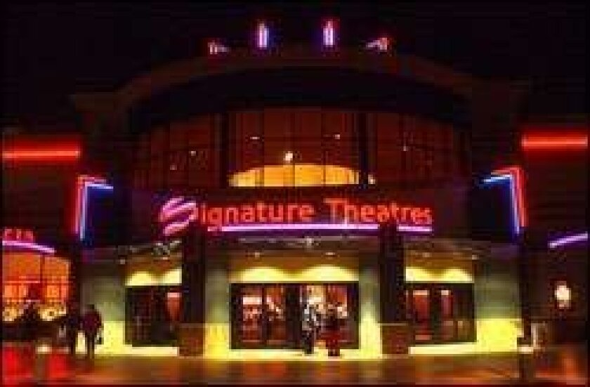 New movie theaters: After the '90s overbuild, expansion