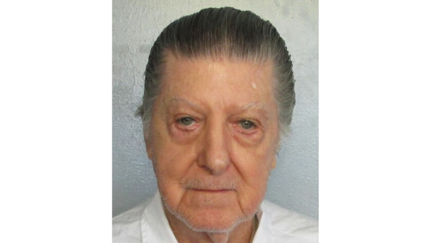 Walter Leroy Moody, 83, was executed for killing a federal judge, becoming the oldest prisoner put to death in U.S. in modern times.