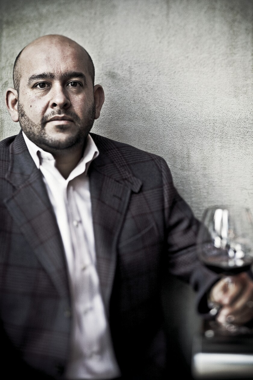 Mina Group wine director Raj Parr talks wine and his two Central Coast wineries