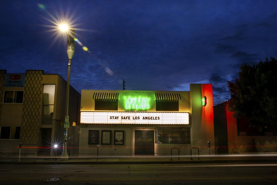 The Fairfax Cinema