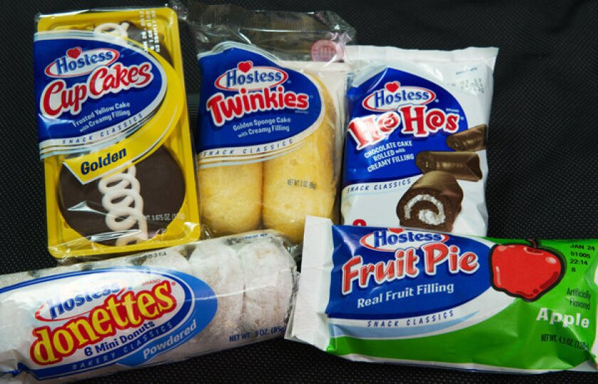 Hostess shutdown sends Americans into a frenzy