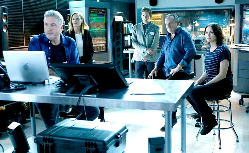 The series finale for 'CSI: Crime Scene Investigation' will include William Petersen, Marg Helgenberger and Ted Danson.