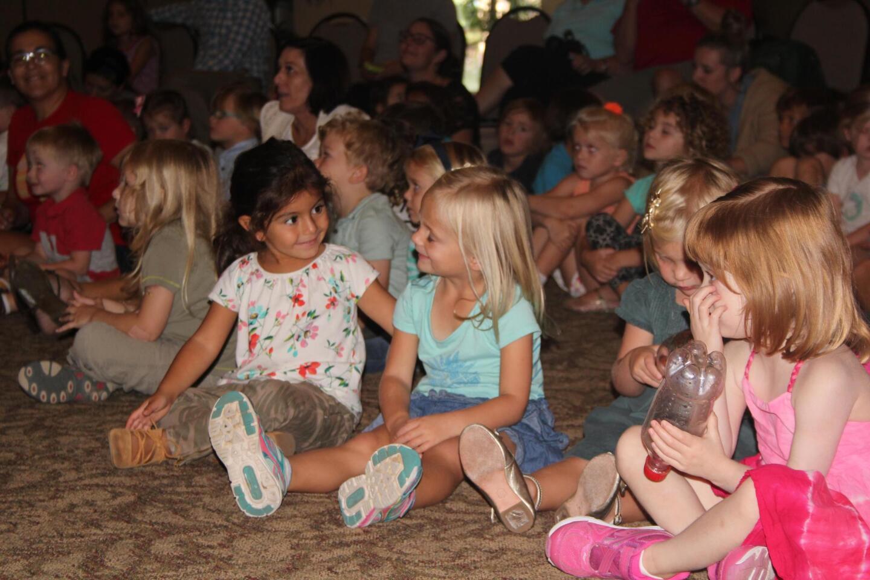 Village Preschoolers.