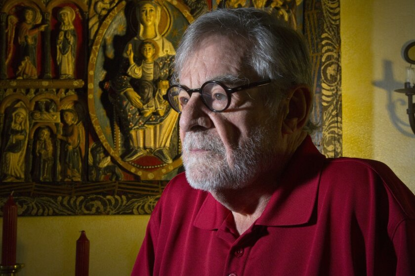 Richard Sipes, a former priest and monk, is an expert on the sexual abuse of minors by clergy.
