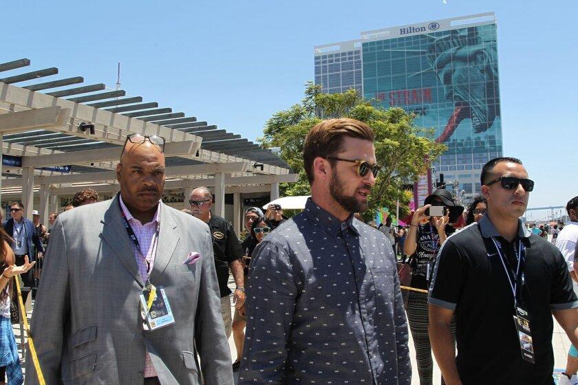 Comic-Con 2016 Day 1