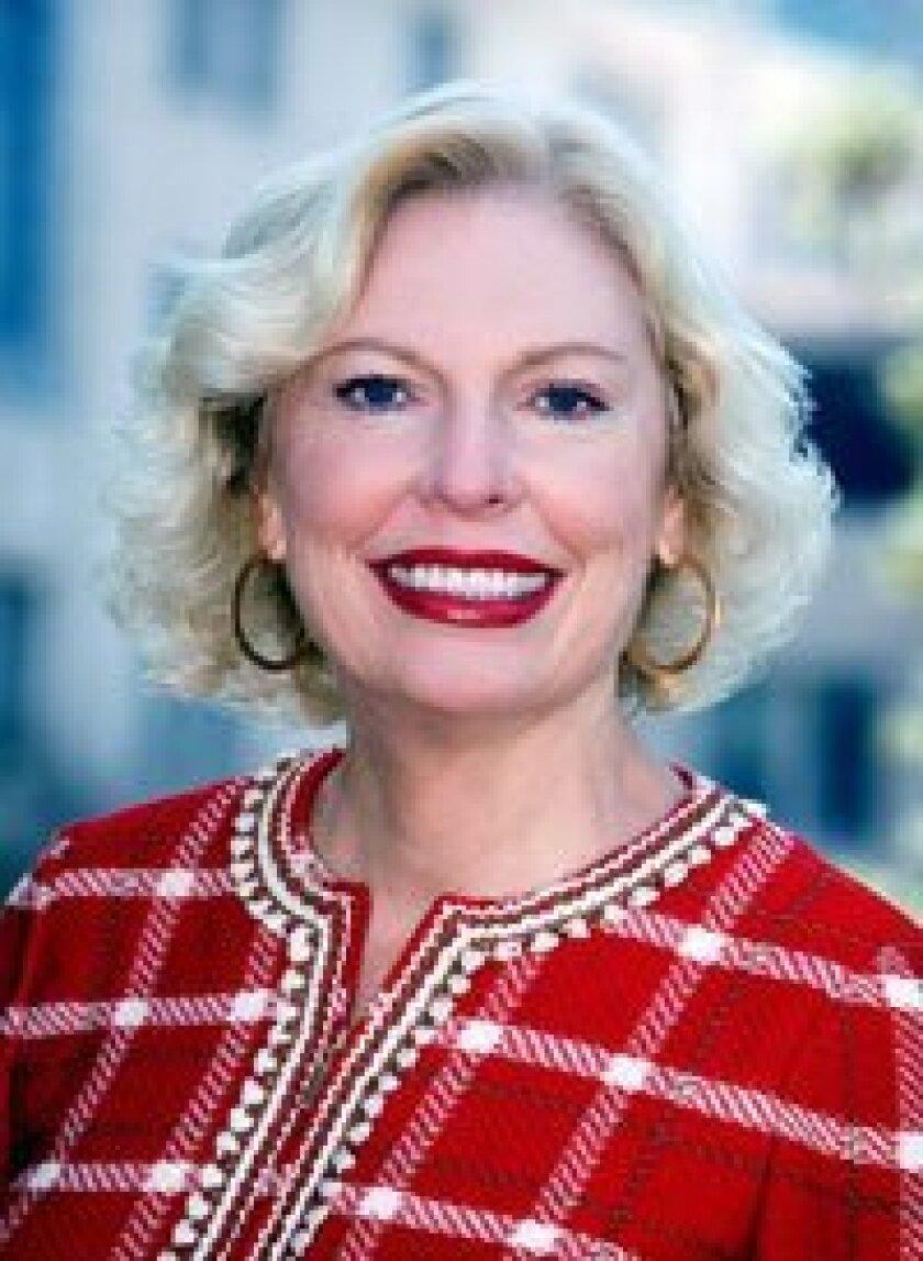 County Supervisor Pam Slater-Price