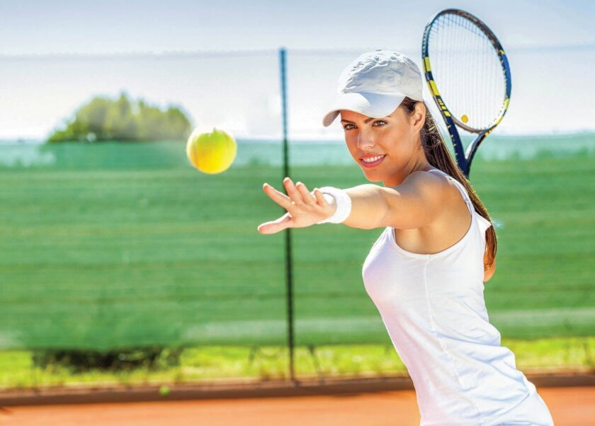 La Jolla Beach & Tennis Club welcomes tennis enthusiasts to view the tournament with free admission. (Note: There is a fee for on-site parking.)