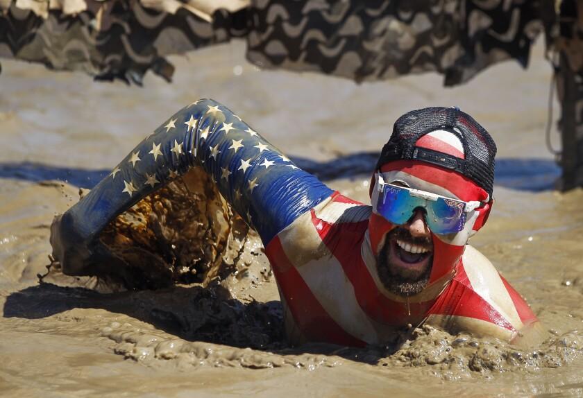 Marine Corps Mud Run