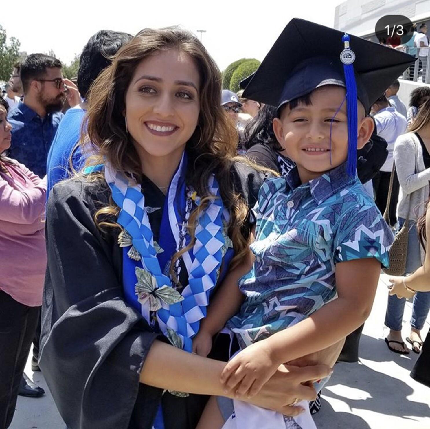 San Bernardino teacher is fatally shot at park; police seek gunman