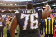 Chargers release Flowers. Fluker and Johnson