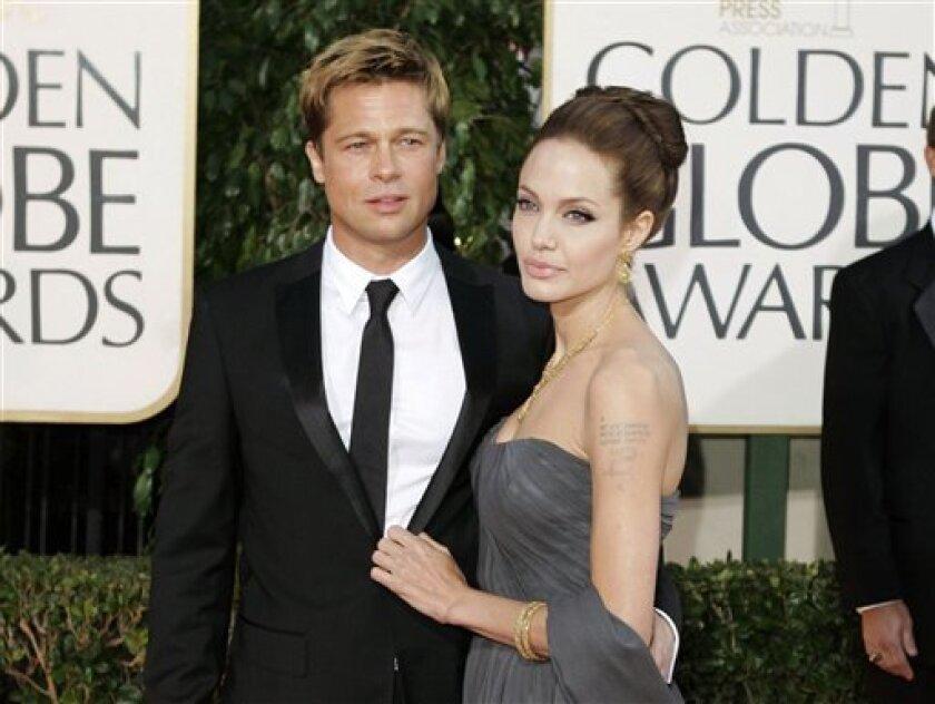 El actor Brad Pitt quiere la custodia compartida de los seis hijos que tiene con la actriz Angelina Jolie, informaron hoy los medios especializados en noticias de famosos TMZ y People.