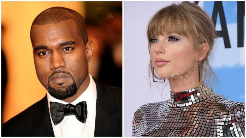 Taylor- Kanye