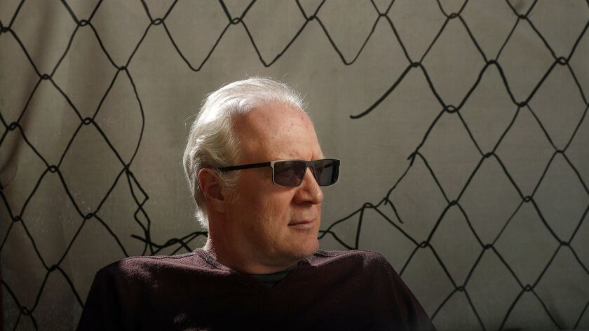 "LOS ANGELES, CA-JANUARY 4, 2019: Playwright Tracy Letts, whose new work, ""Linda Vista,"" will be at"