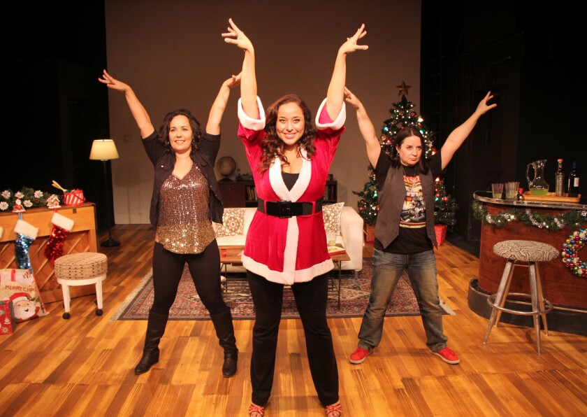 'The Latina Christmas Special' at Los Angeles Theatre Center
