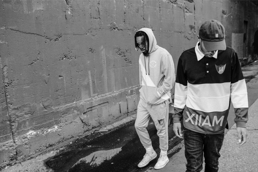 Looks from Karmaloop's collaboration with Nas' XIIAMRUN.
