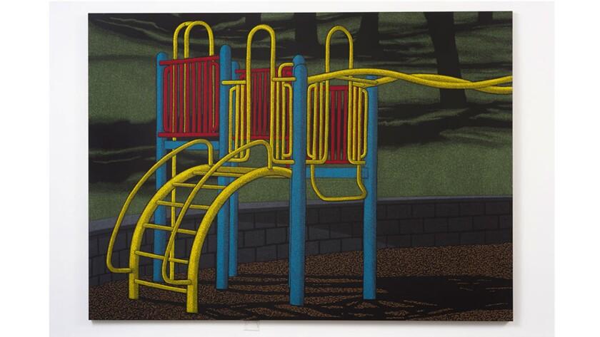 "Amy Adler, ""Location (Playground no. 1),"" 2014"