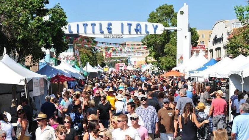 Little Italy's FESTA! festival, Oct. 2014. (/ Courtesy Photo)
