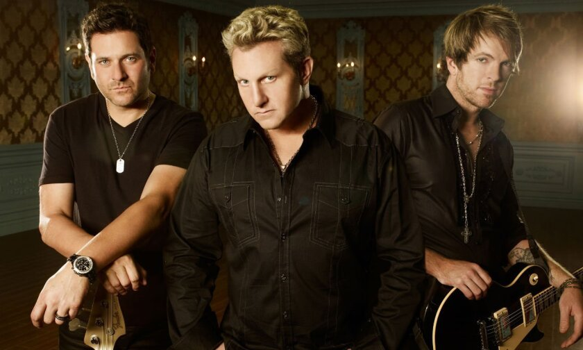 Rascal Flatts is ready to hang up its boots. The leading country-pop group will launch its farewell tour this year and is coming to San Diego.