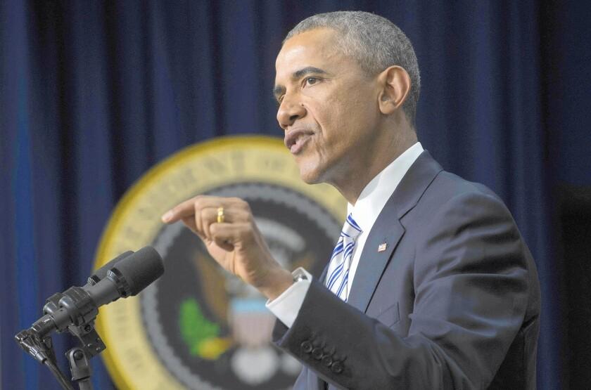 Obama on extremism