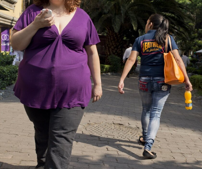 Extreme obesity cuts average life span extremely - Los Angeles Times