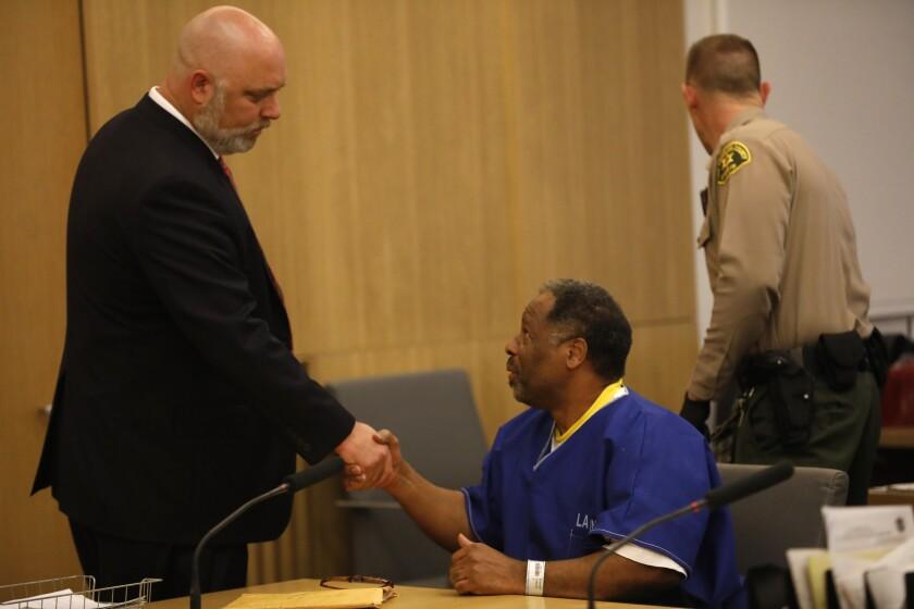 Samuel Bonner, attorney Bryan L. Schroeder