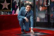 """Dudamel dedica su estrella al pueblo de Venezuela y pide una """"transformación"""""""