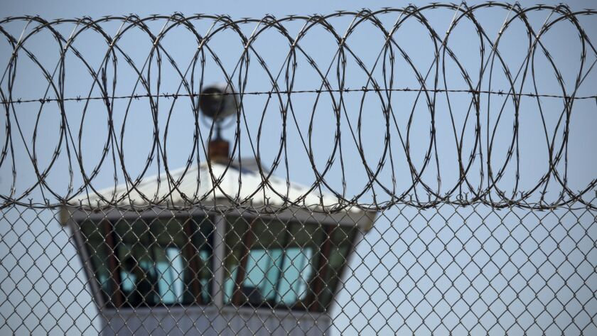 Overcrowding at the Richard J. Donovan Correctional Facility in Otay Mesa has been eliminated since the state shifted responsibility for certain lower-level inmates to the county jails in an effort
