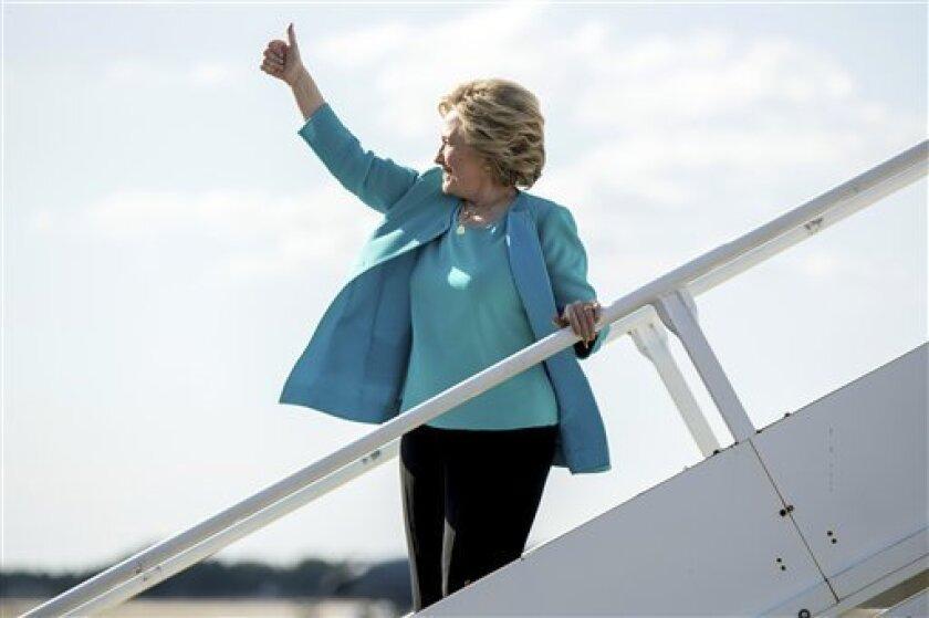 En EEUU, el poder financiero de las campañas es determinante para el resultado de unas elecciones y en estas, la candidata demócrata a la Casa Blanca, Hillary Clinton, gana por goleada en cuanto a financiación al republicano Donald Trump cuando quedan menos de dos semanas para los comicios.