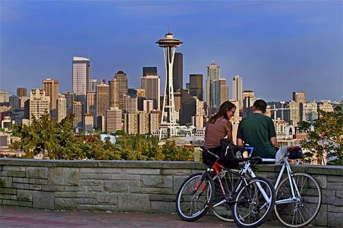 Seattle restaurant scene