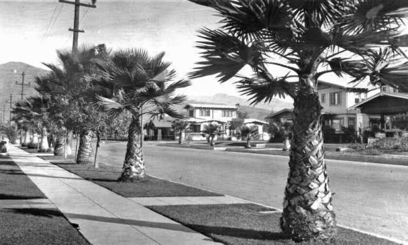 Verdugo Views: Glendale became stamped in the '20s, '30s