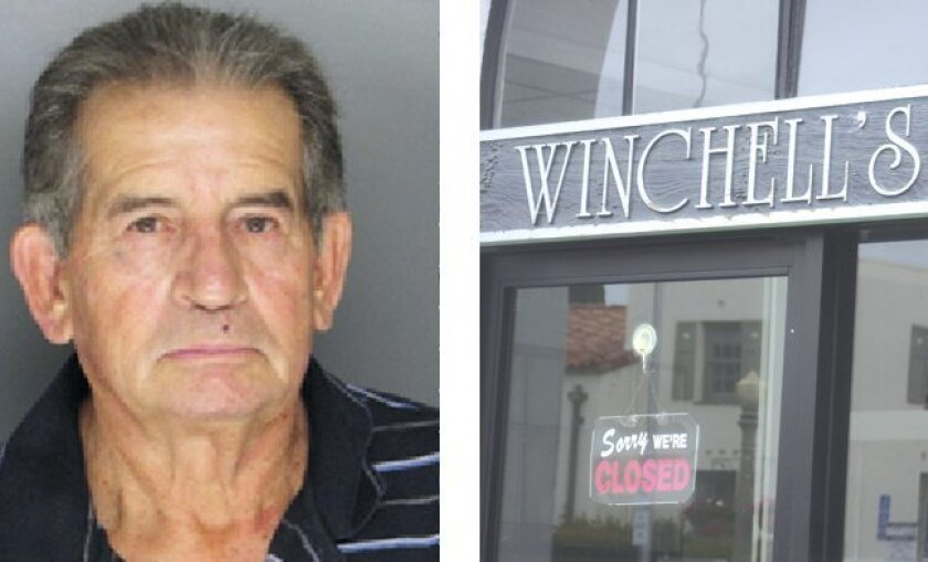 Longtime la Jolla jeweler Karl Winchell vacated his space at 1123 Wall St. in June, shortly after San Diego Police launched an investigation of his business practices, which include multiple court cases filed claiming Winchell scammed customers out of their valuables and/or money.
