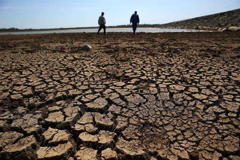 Las variaciones extremas en las lluvias del África Sahariana provocadas por el cambio climático incrementan hasta un 50 % la probabilidad de que haya una guerra, alertó hoy el vicerrector académico de la Universidad Iberoamericana, Alejandro Guevara. EFE/ARCHIVO