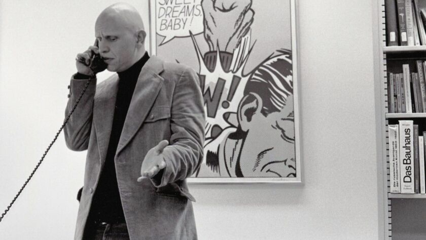 David Antin, 1973