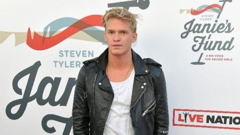 Australian singer-songwriter Cody Simpson has listed his contemporary town home in West Hollywood for sale at $1.395 million.