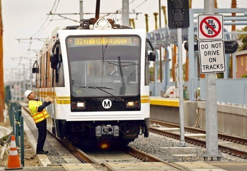 MTA making safety improvements at Expo Line street crossings