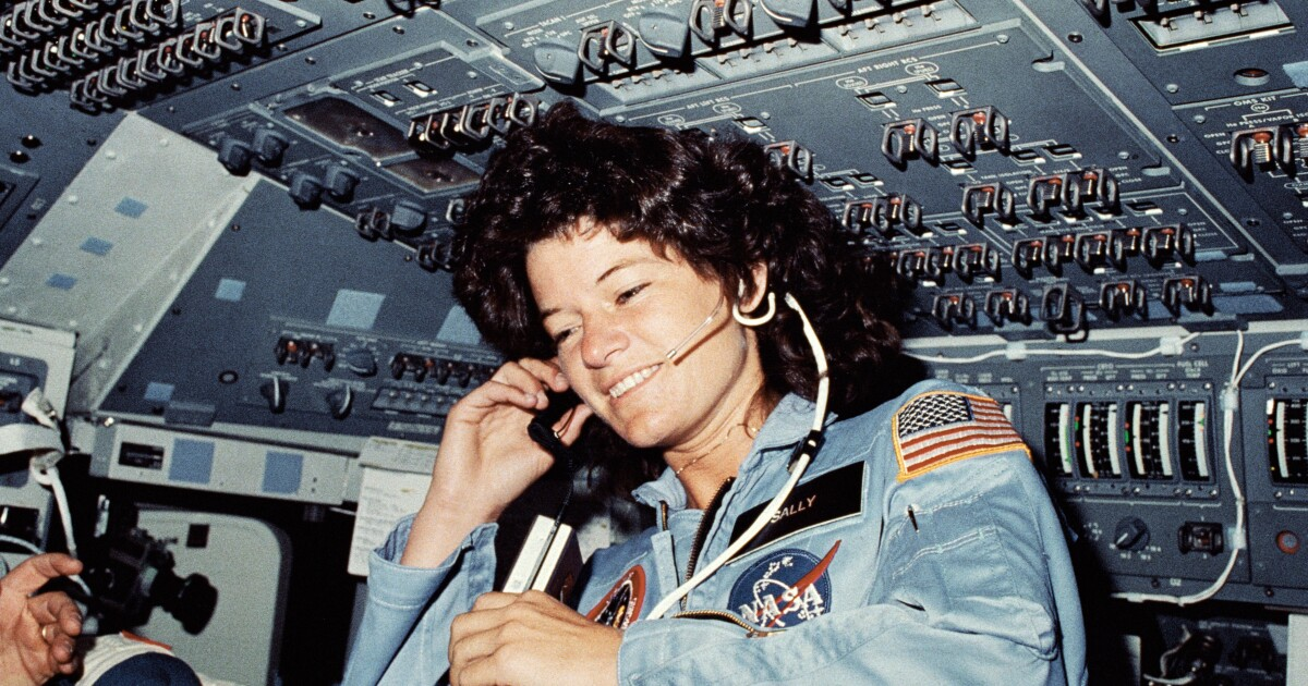 U.S. Mint to issue coin commemorating the late astronaut Sally Ride