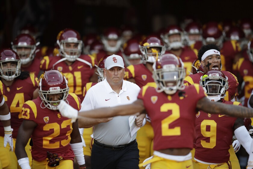 For USC's football program, integrity issue could be key to any move