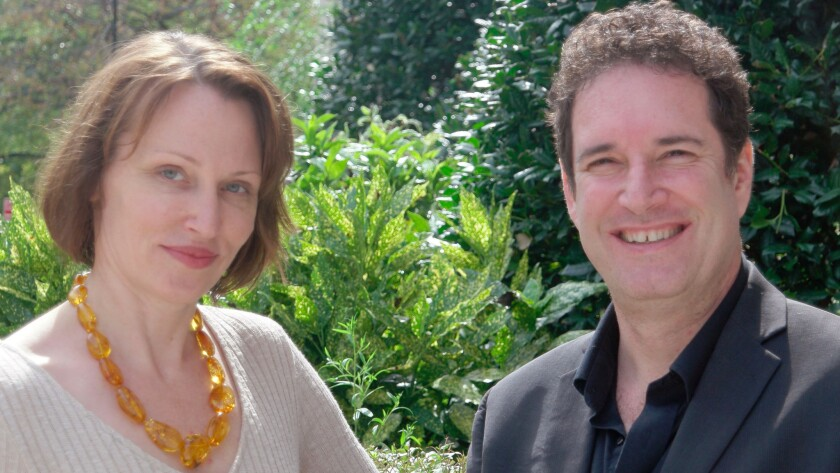 """Melba Kurman and Hod Lipson, authors of """"Driverless: Intelligent Cars and the Road Ahead."""""""