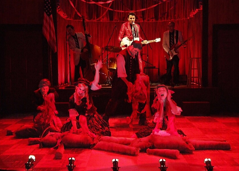 Review: Rocked by an alternate history in 'American Misfit'