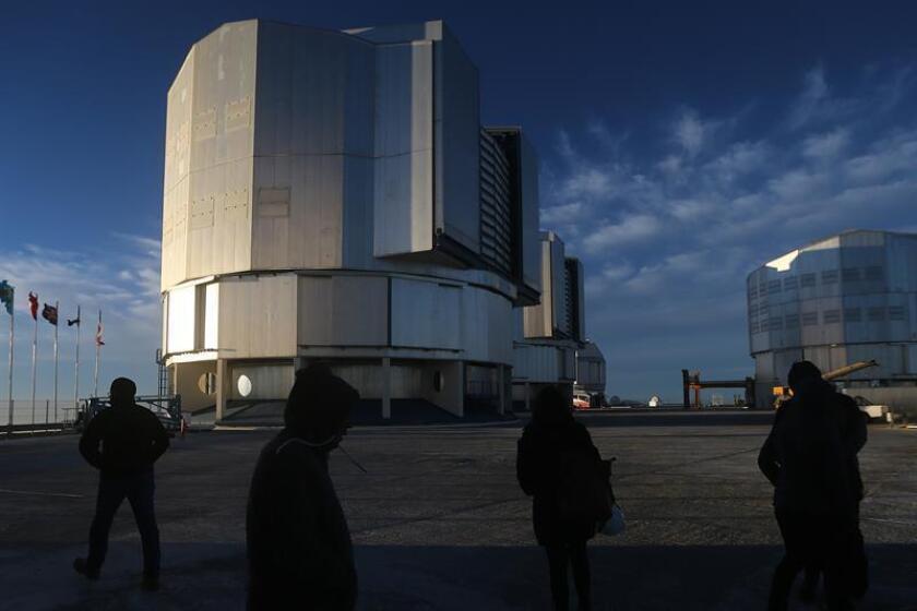 El proceso de fabricación del quinto de los siete espejos que conformarán el telescopio más grande del mundo, que se ubicará en Chile, ya se ha iniciado, informó hoy la Organización Telescopio Magallanes Gigante (GMTO, por sus siglas en inglés). EFE/ARCHIVO