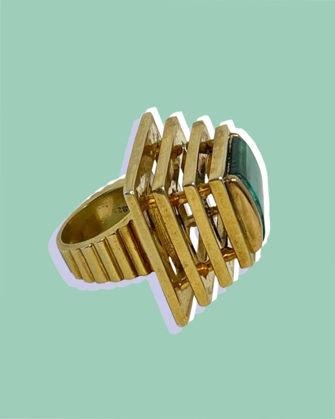 Lillian Shalom Endora Ring