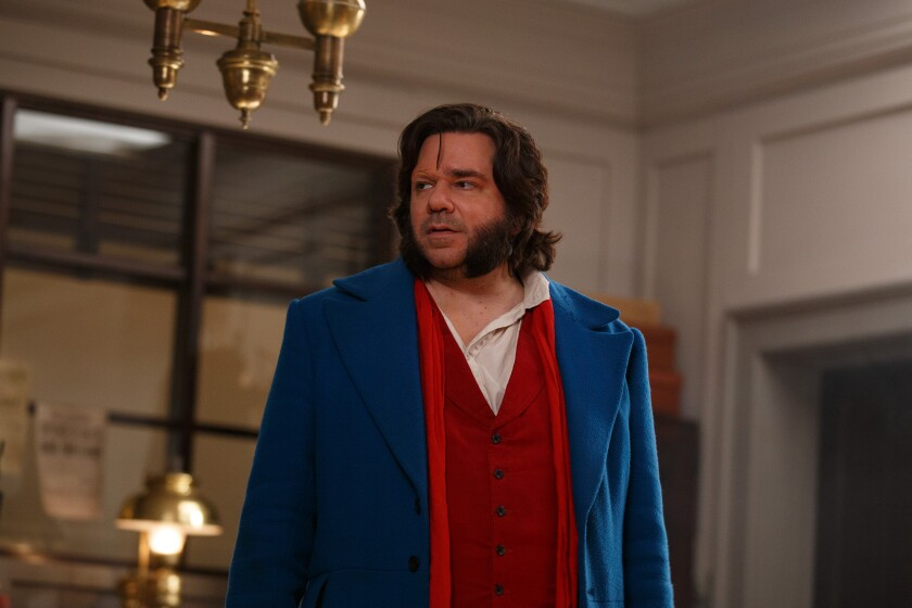 "Matt Berry, ""Year of the Rabbit"""