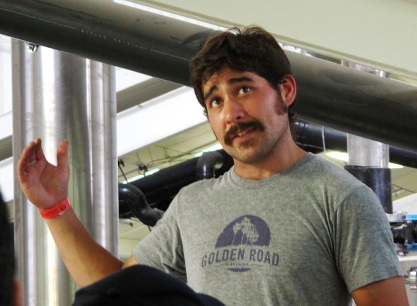 Former Golden Road brewmaster joins Angel City parent